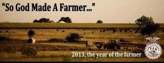 Being a farmers girlfriend