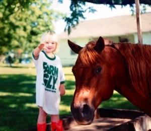 growing up on a farm essay