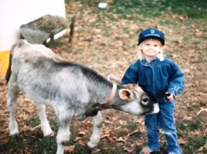 growing up on a farm essay