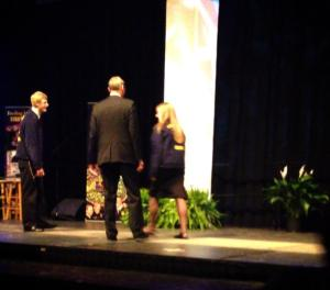 State FFA Degree Ceremony at the 2013 Missouri FFA Convention