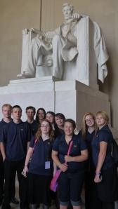 Washington Leadership Conference held in Washington D.C. Photo Courtesy of- Kristy Sivils, Pierce City FFA Chapter- Missouri